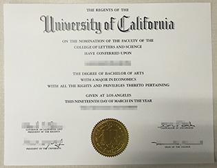UCLA MBA degree, University of Calif