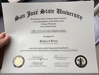 fake SJSU degree, San Jose State Uni