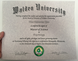 buy Walden University PhD fake diplo