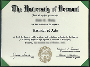 Create Your Own UVM Fake Degree in 5