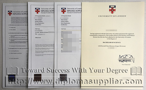University of London diploma, University of London degree