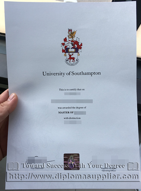 University of southampton fake masters degree sample fake university of southampton degree university of southampton diploma uk degree yadclub Image collections