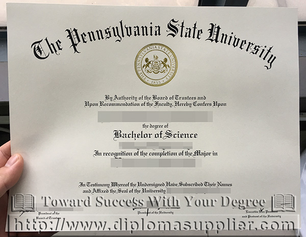 how to buy fake PSU degree, Pennsylvania State University ...