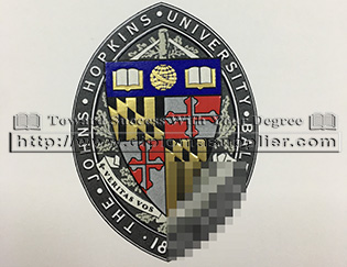 The Johns Hopkins University seal, The Johns Hopkins emblem, JHU seal